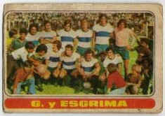 1973: equipo