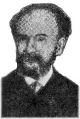 Saturnino Perdriel: first president of the club and one of the founders